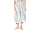 Donna Karan Donna Karan Printed Crop Pants