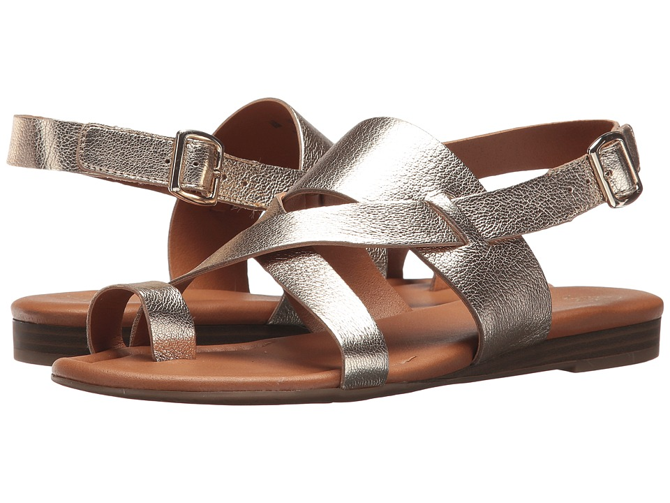 Franco Sarto Gia by SARTO (Platino) Sandals