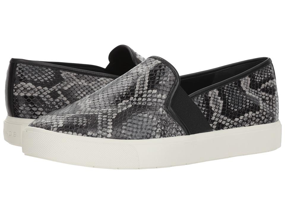 Vince Blair 5 (Granite Azzura Snake Print Leather) Slip-On Shoes