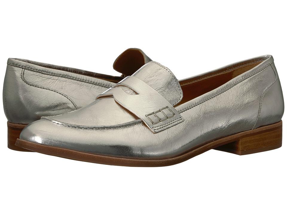Franco Sarto Jolette by SARTO (Argento) Slip-On Shoes