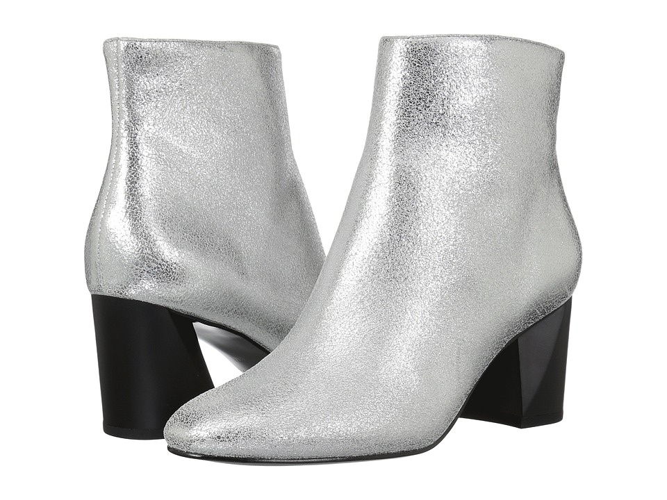 KENDALL + KYLIE Hadlee (Silver) Women's Shoes