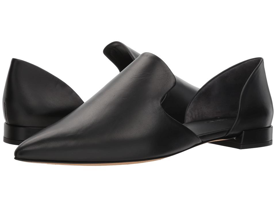 Vince Damris (Black Siviglia Calf) Women's Shoes
