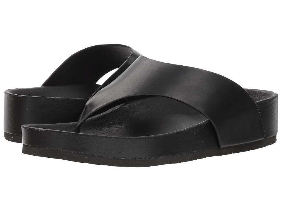 Vince Padma (Black Matte Calf) Women's Shoes
