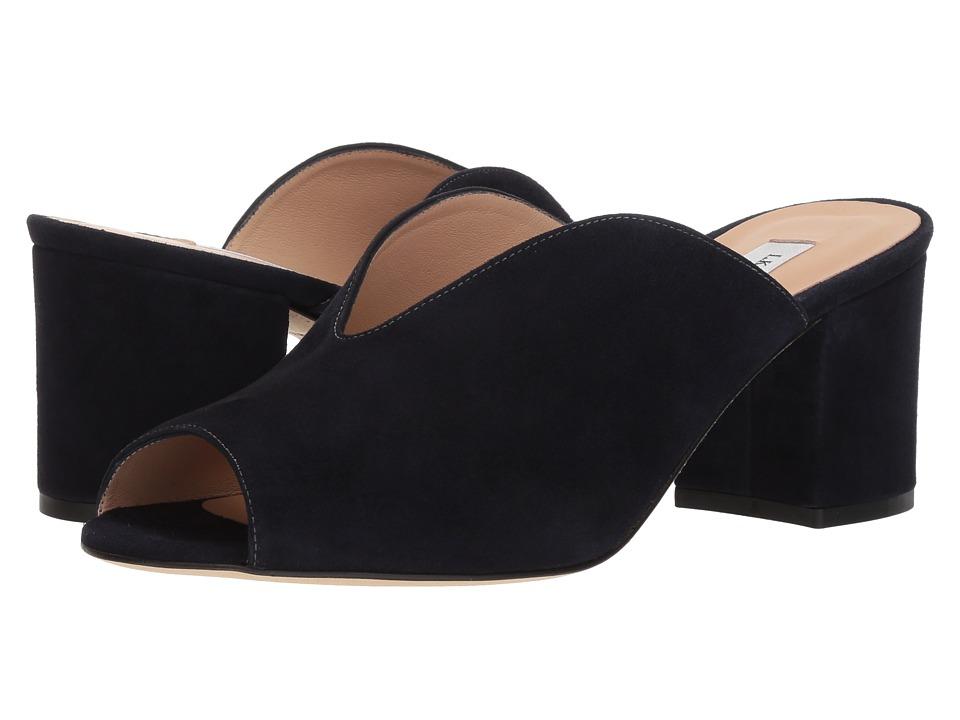 L.K. Bennett Jagoda (Newy Navy Suede) Women's Dress Sandals