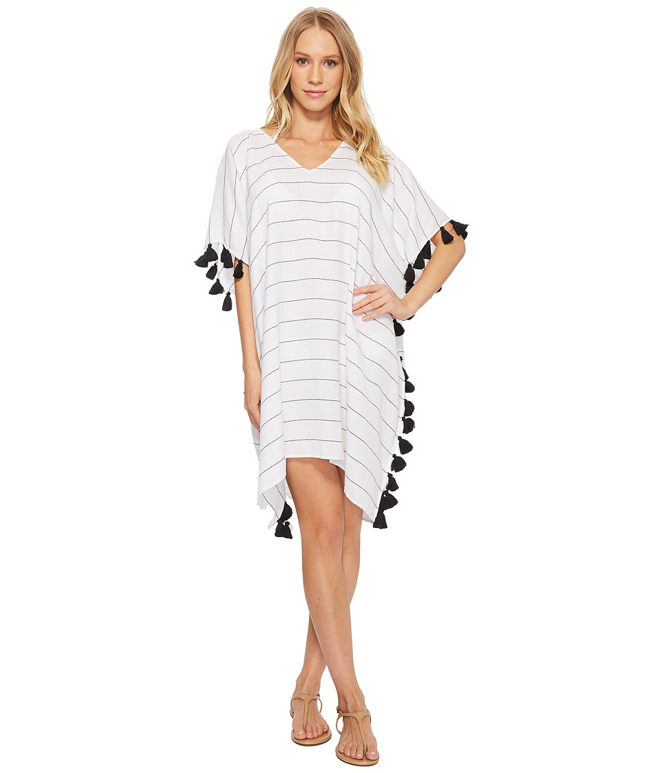 Seafolly Bali Hai Multi Stripe Kaftan Cover-Up 53197-KA-110