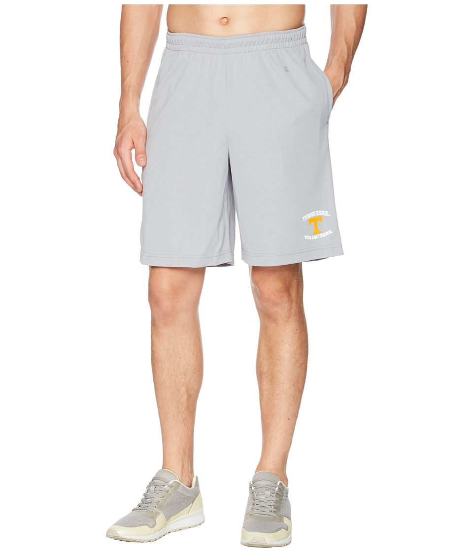 Champion College - Tennessee Volunteers Mesh Shorts (Active Grey) Mens Shorts