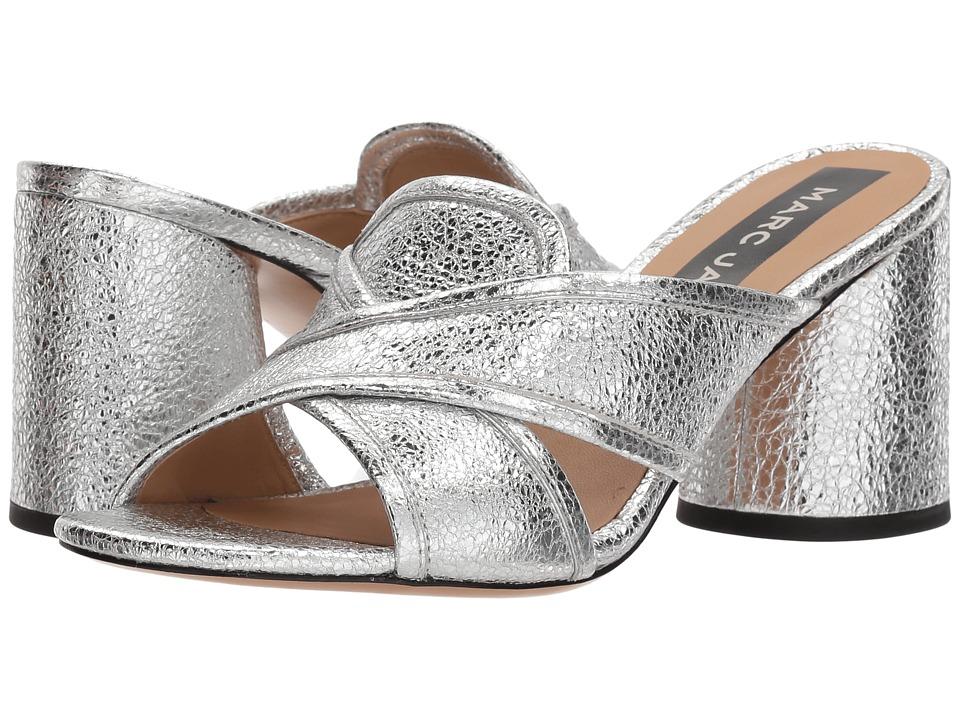 Marc Jacobs Aurora Mule (Silver) Women