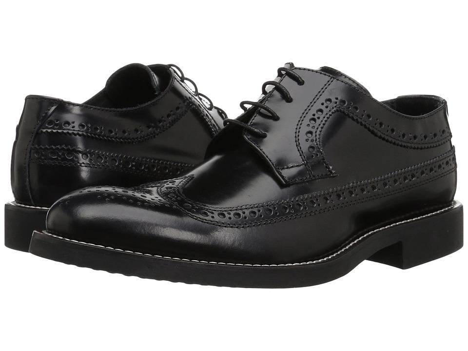 BUGATCHI - Sondrio Brogue (Nero 2) Mens Shoes