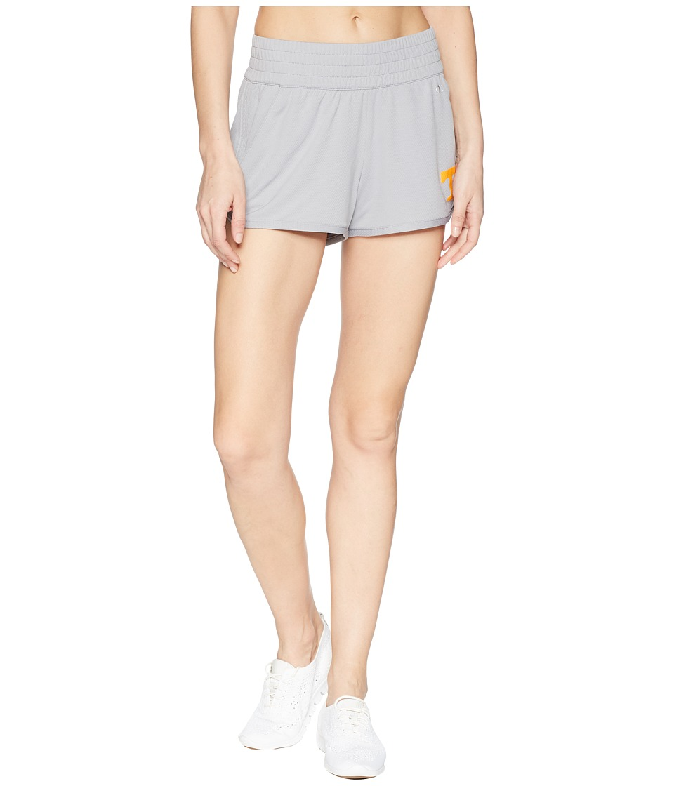 Champion College - Tennessee Volunteers Endurance Shorts (Active Grey) Womens Shorts