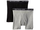 Polo Ralph Lauren Kids 2-Pack Boxer Briefs (Little Kids/Big Kids)