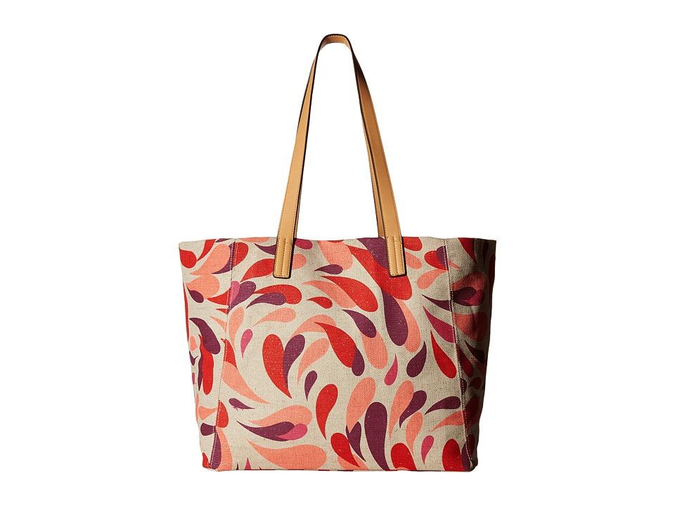 Vera Bradley Beach Tote (Summer Splash) Tote Handbags
