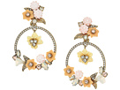 Marchesa Force of Nature Large Orbital Drop Earrings