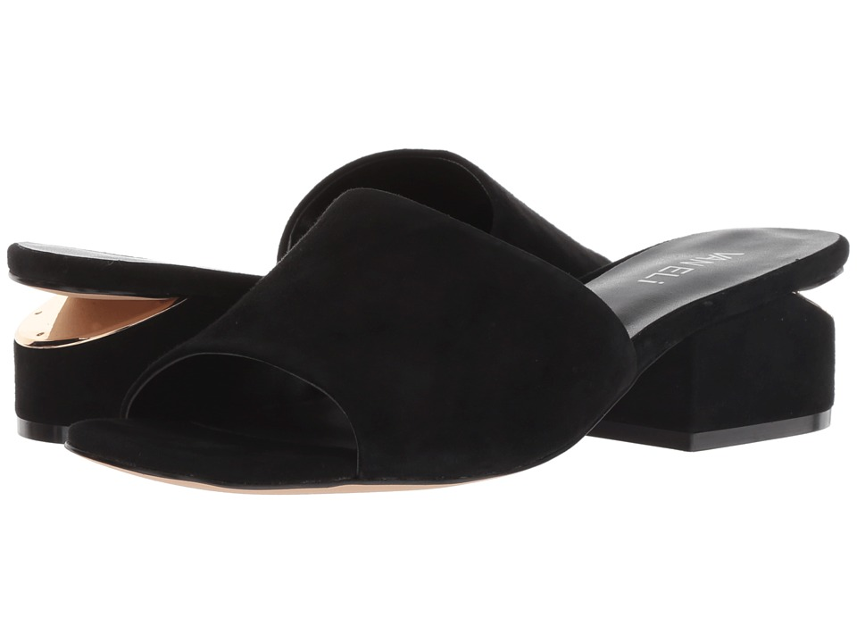 Vaneli Piny (Black Suede) Women's Shoes