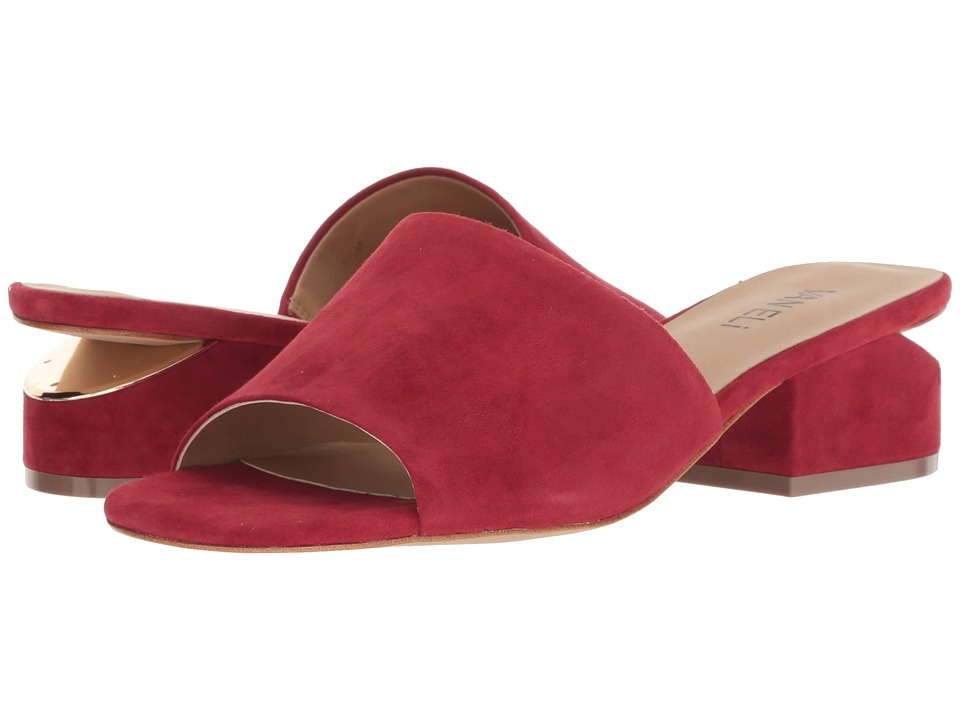 Vaneli Piny (Red Suede) Women's Shoes