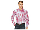 Wrangler 20X Competition Advance Comfort Snap Plaid