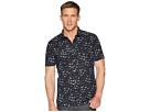 John Varvatos Star U.S.A. Short Sleeve Shirt with Chest Pockets W535U1B