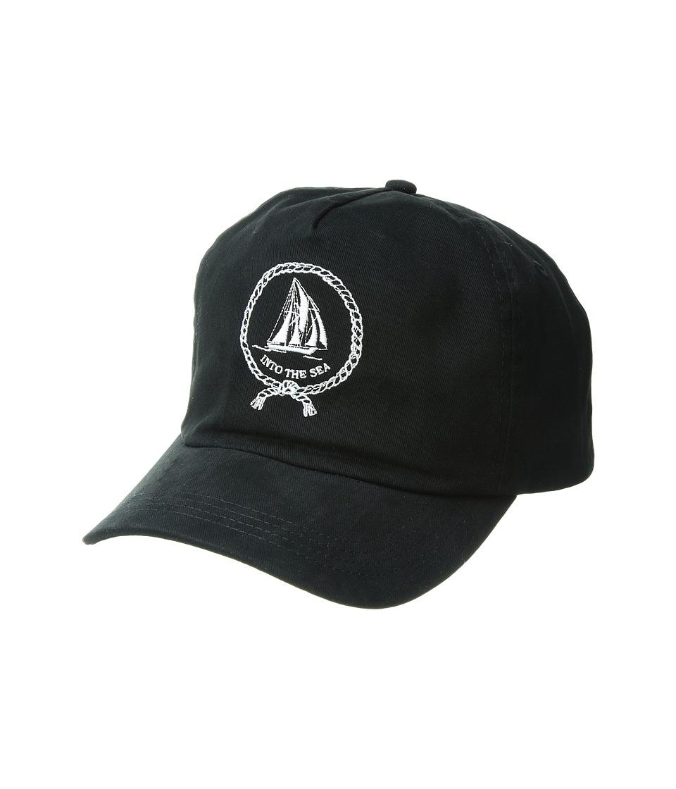 Captain Fin - Shipmate Hat (Black) Caps