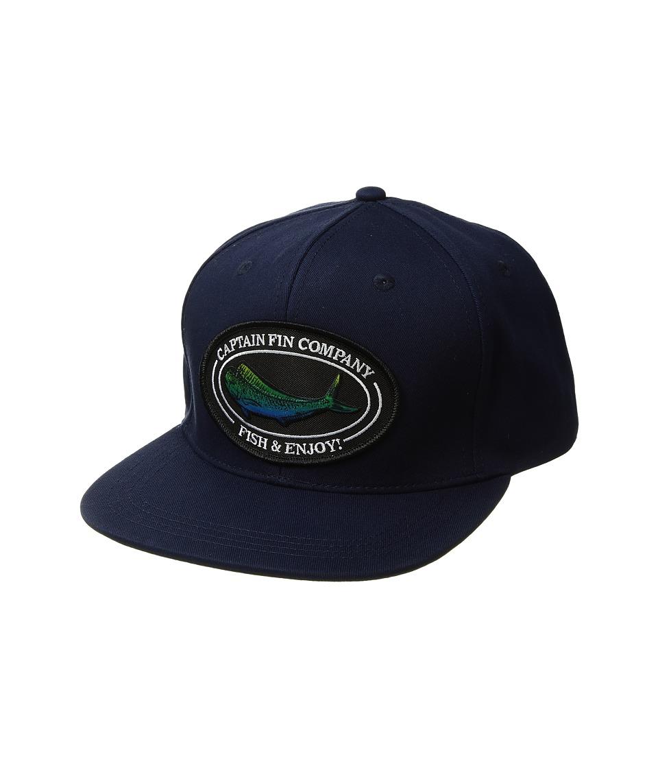 Captain Fin - Mahi Mahi Hat (Navy) Caps