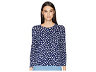 Kate Spade New York Cloud Dot Scallop Cardigan