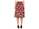 Kate Spade New York Poppy Field Wrap Skirt