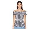 Kate Spade New York Candy Stripe Top