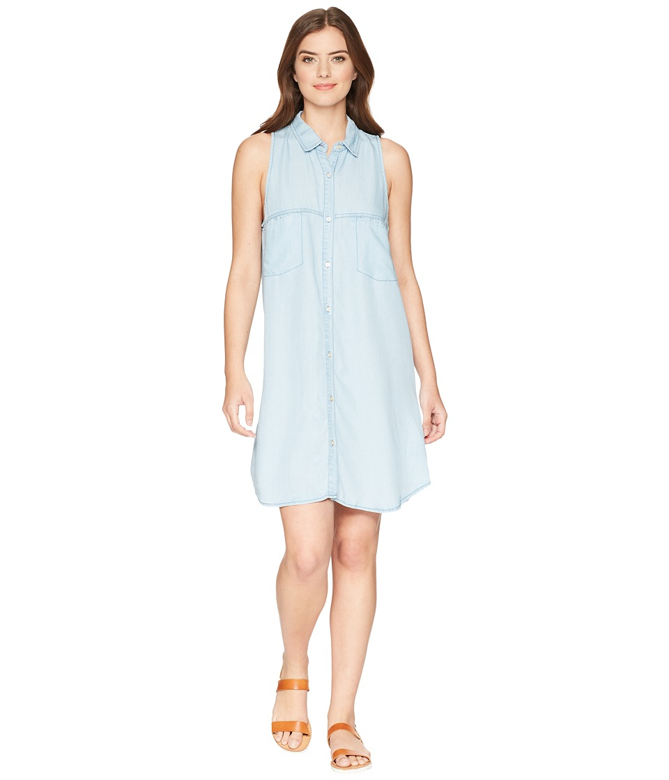 BB Dakota - Brantley Chambray Shirtdress (Chambray) Womens Dress