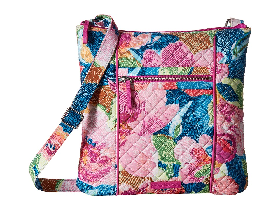 Vera Bradley Iconic Hipster (Superbloom) Handbags