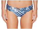 Seafolly Seafolly Desert Tribe Ruched Side Retro Bottoms