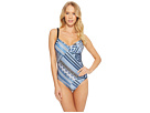 Seafolly Seafolly Desert Tribe Sweetheart Maillot One-Piece