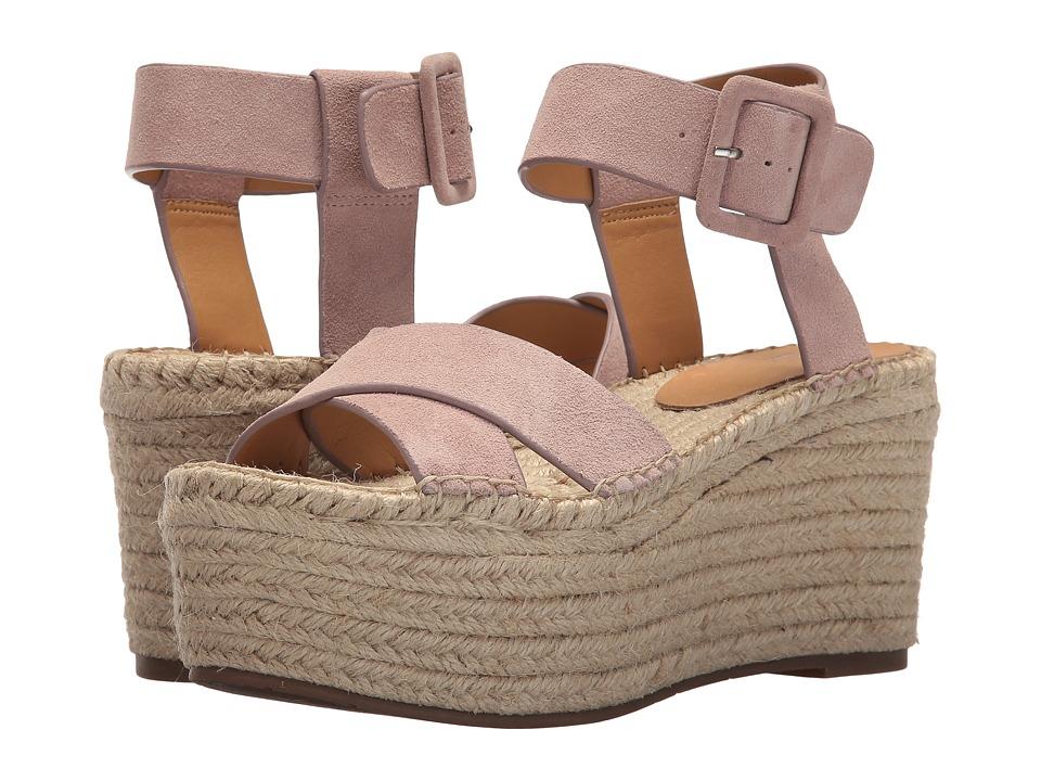 Marc Fisher LTD Randall Espadrille Platform (Cipria/Sport Tamarin) Sandals