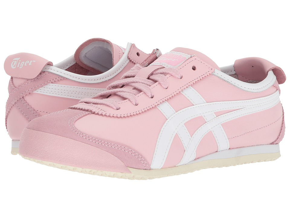Onitsuka Tiger by Asics Mexico 66 (Parfait Pink/White) Women's Classic Shoes
