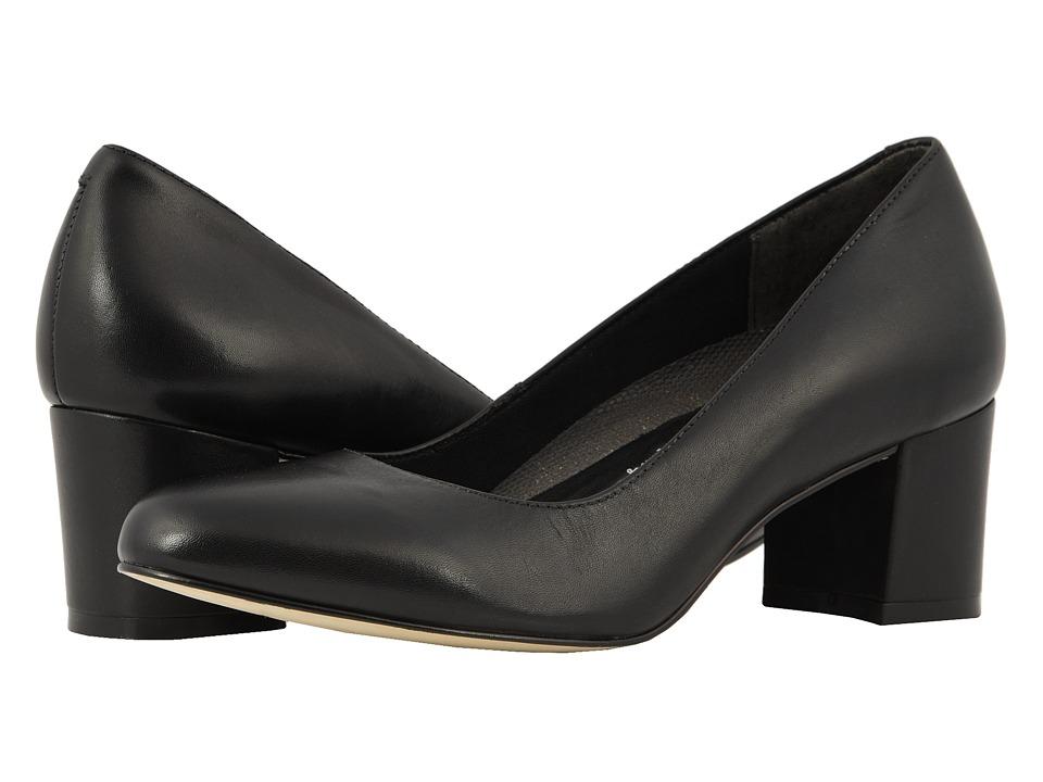 Walking Cradles Jessica (Black Cashmere) Women's Shoes