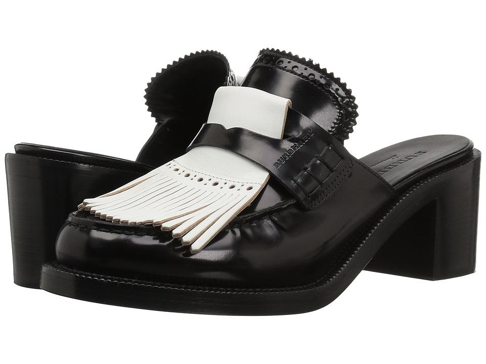 Burberry Becksill (Black) Slip-On Shoes