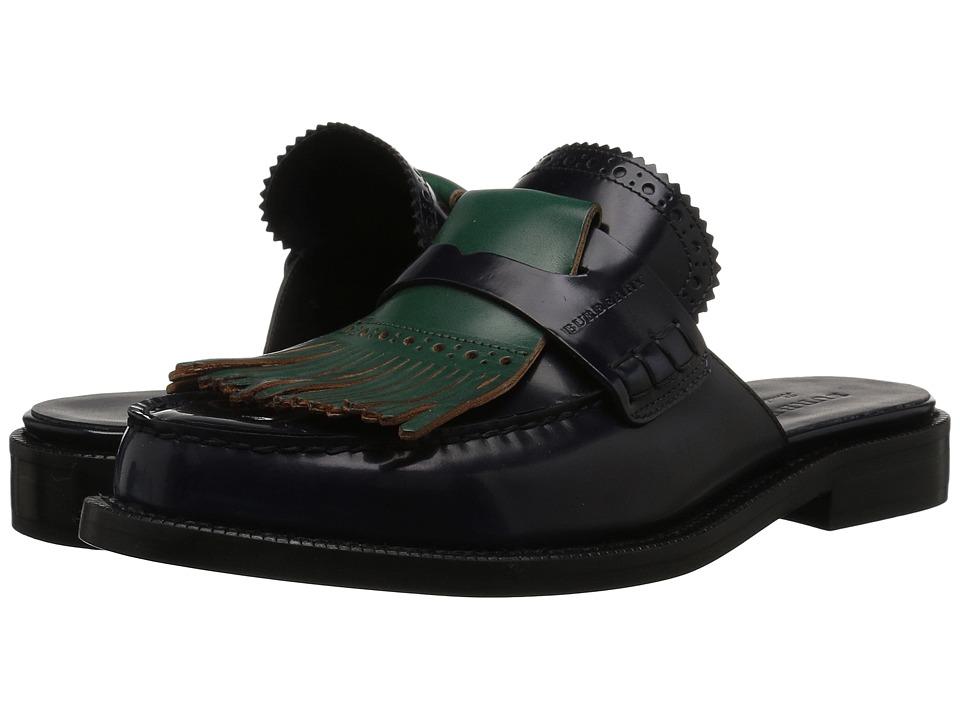 Burberry Becksill (Navy) Slip-On Shoes