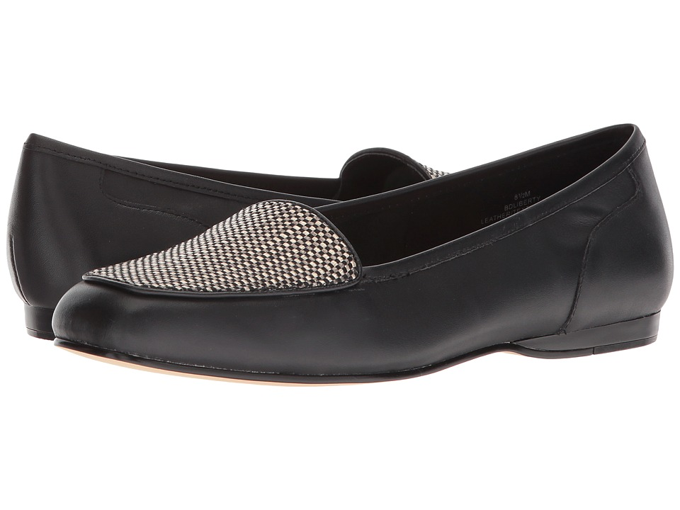 Bandolino Liberty (Black Multi Leather) Slip-On Shoes