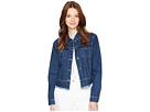 BB Dakota Cillia Lace-Up Back Denim Jacket