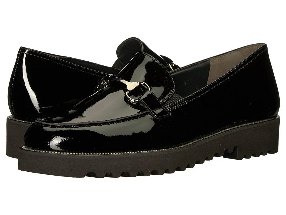 Paul Green Nandi LFR (Black Patent) Women's Shoes