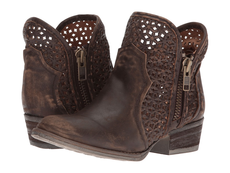 Corral Boots Q5019 (Brown) Women's Cowboy Boots