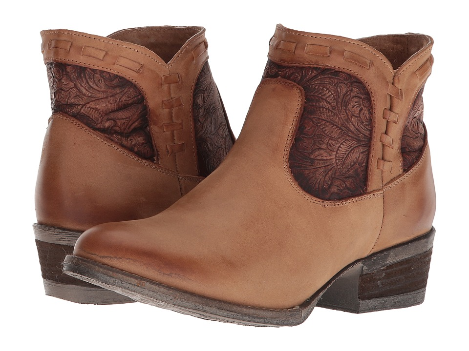 Corral Boots - Q5022 (Brown) Cowboy Boots