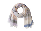 rag & bone Lurex Stripe Scarf