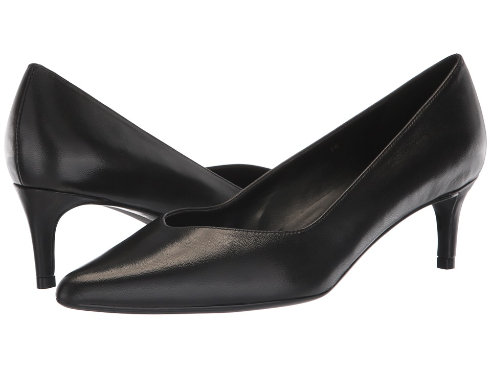 Vaneli Tacie (Black Nappa) 1-2 inch heel Shoes