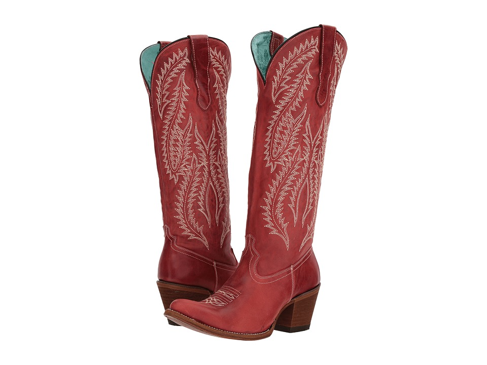 Corral Boots - E1318 (Red) Cowboy Boots