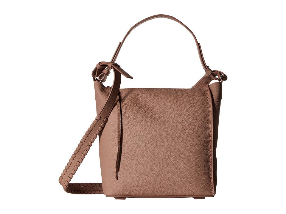 AllSaints - Kita Crossbody (Blush/Pink) Cross Body Handbags