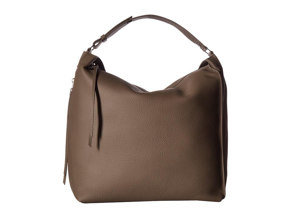 AllSaints - Kita Backpack (Mink Grey) Backpack Bags