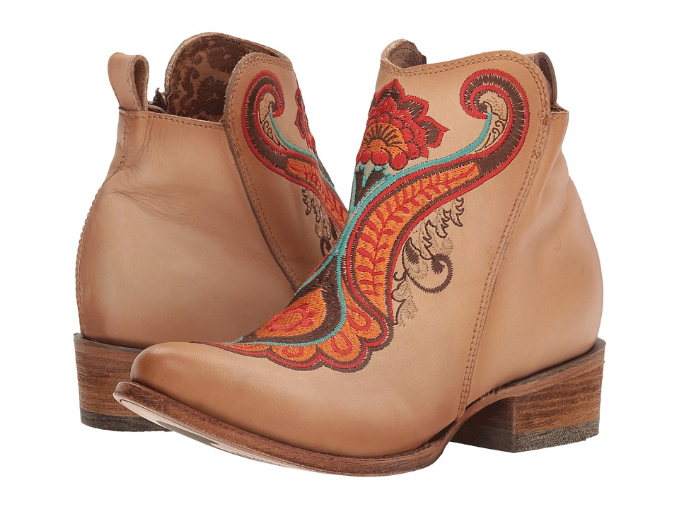 Corral Boots - C3269 (Natural) Cowboy Boots