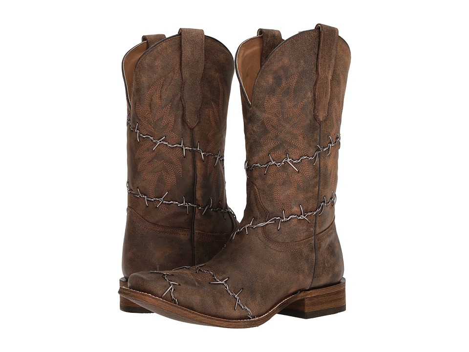 Corral Boots - A3532 (Brown) Cowboy Boots