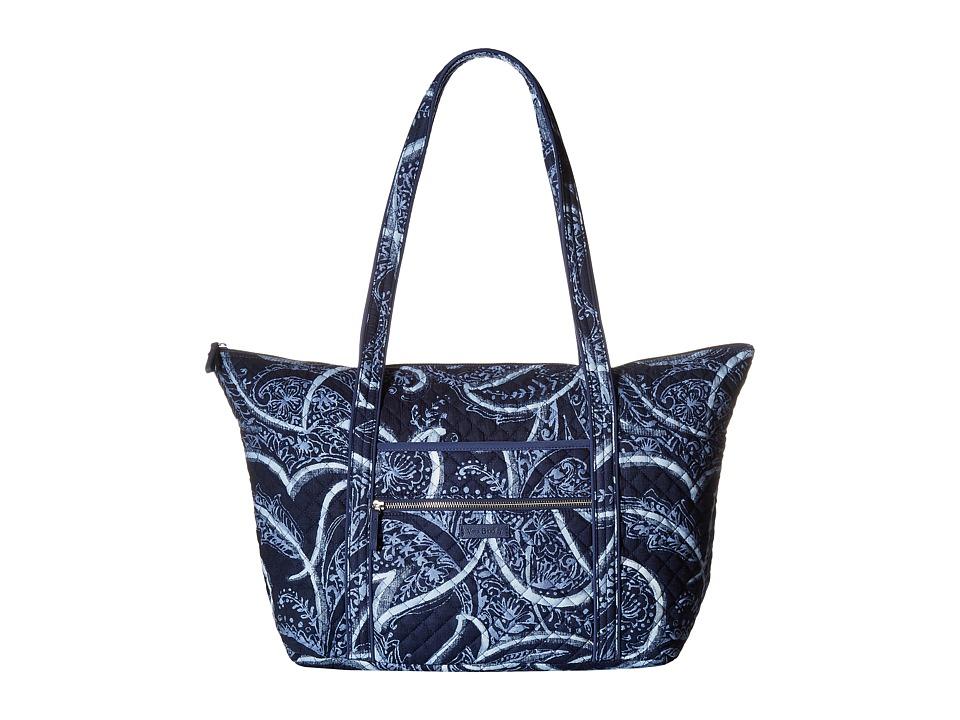 Vera Bradley Iconic Miller Travel Bag (Indio) Luggage