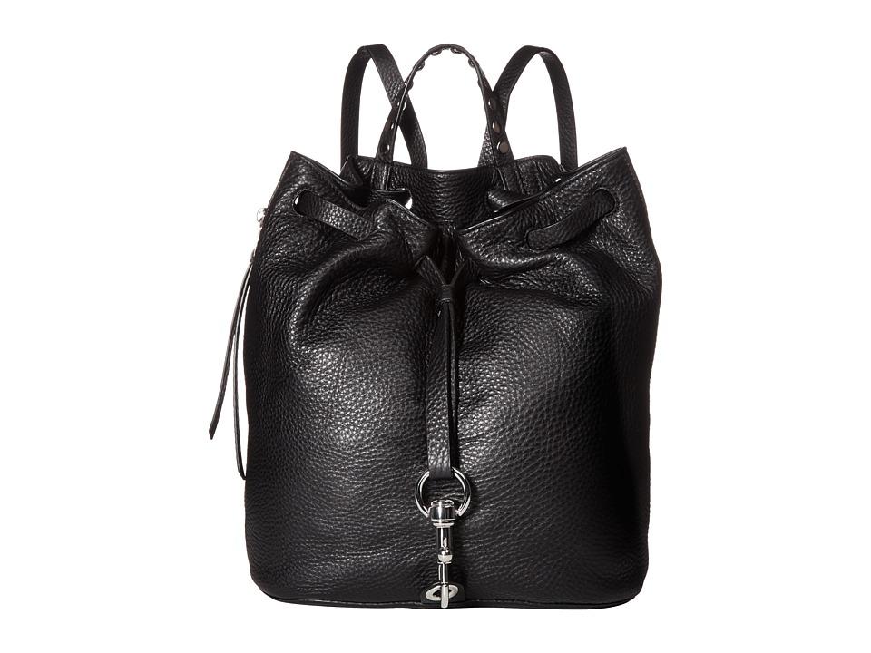 Rebecca Minkoff - Blythe Backpack (Black) Backpack Bags