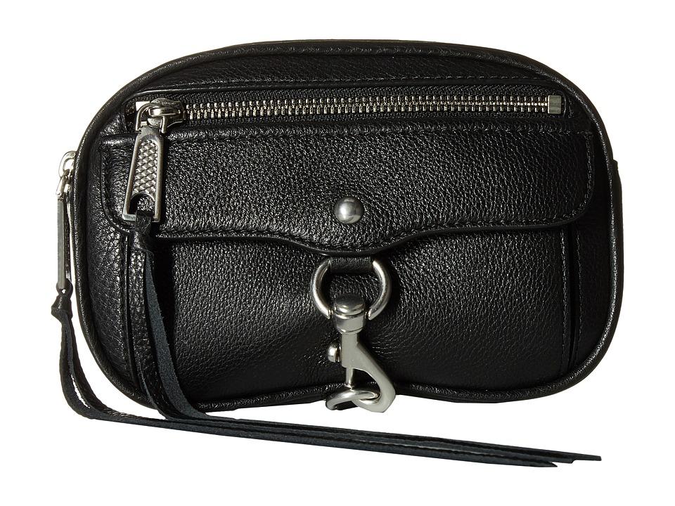 Rebecca Minkoff - Blythe Sling Bag (Black) Handbags
