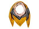 Tory Burch Octagon Silk Square Scarf